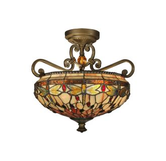 Dale Tiffany TH10099 Ceiling Light