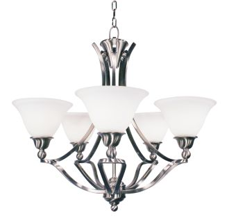 Z-Lite 316-5 Carlisle Collection Chandelier