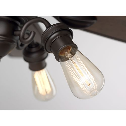 Emerson VB100 Vintage Bulbs Adaptors - Set of 4 Venetian Bronze