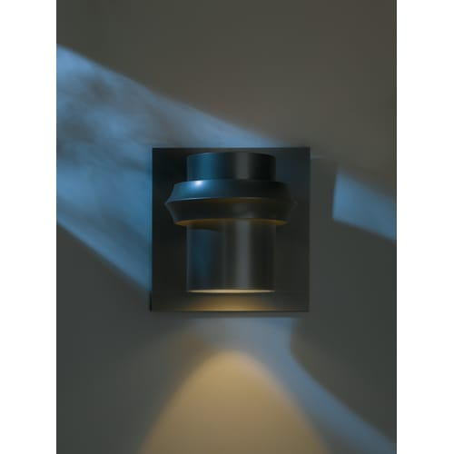 "Hubbardton Forge 304905 Twilight 11.4"" High Single Light Outdoor Wall"