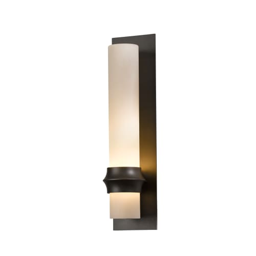 "Hubbardton Forge 304933 Rook Single Light 4"" Wide Outdoor Wall Sconce"