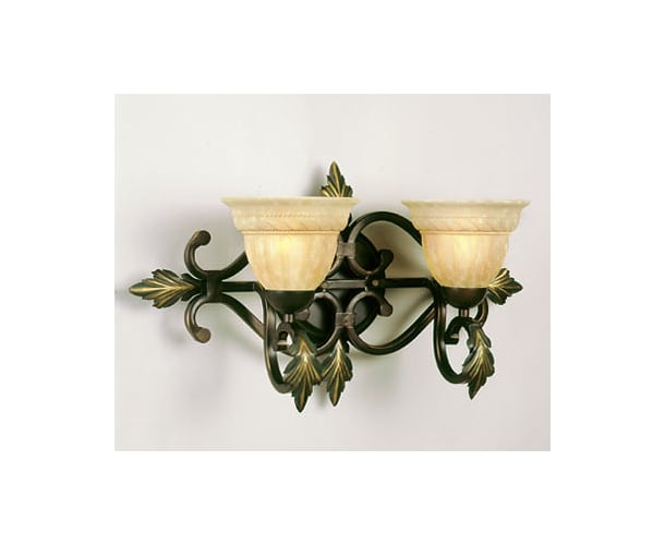 TUSCAN BRONZE BATHROOM LIGHTING - Bathroom Furniture