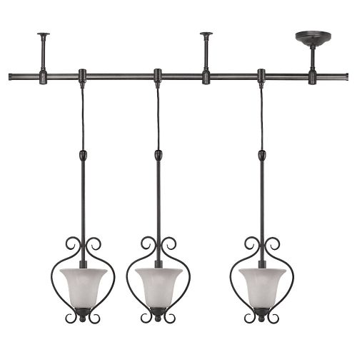 Low Voltage Track Light Pendant - Lighting - Chandeliers, Bathroom
