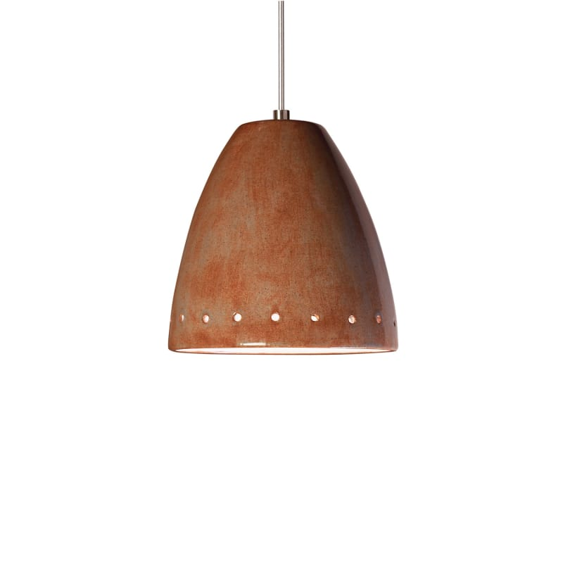 "A19 LVMP02 ""Realm"" One Light Mini Pendant from the Studio Collection"