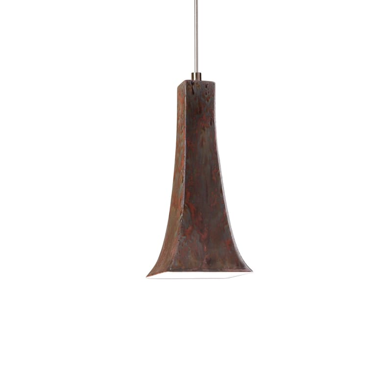 "A19 LVMP14 Contemporary Ceramic Pendant Light ""Eiffel"" Downlight from"