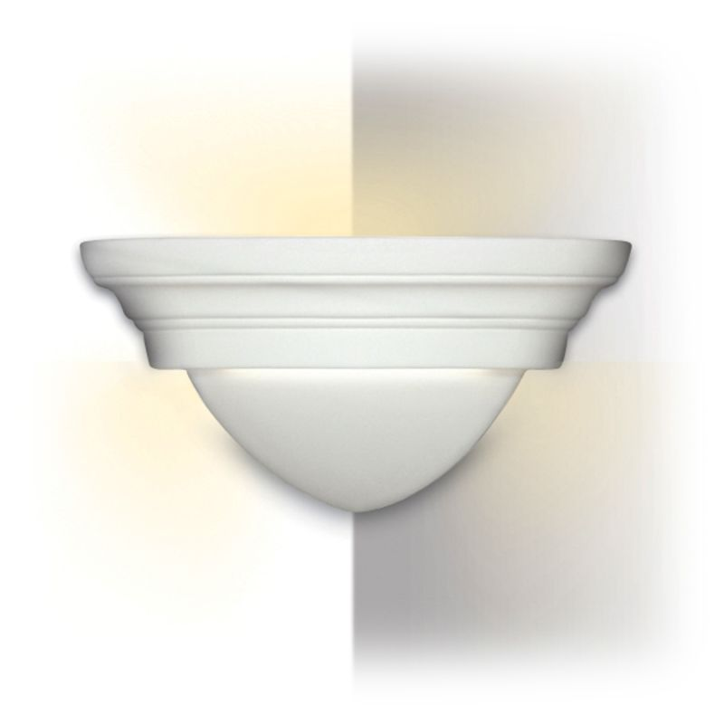 "A19 102CNR ""Majorca"" One Light Corner Sconce from the Islands of Light"