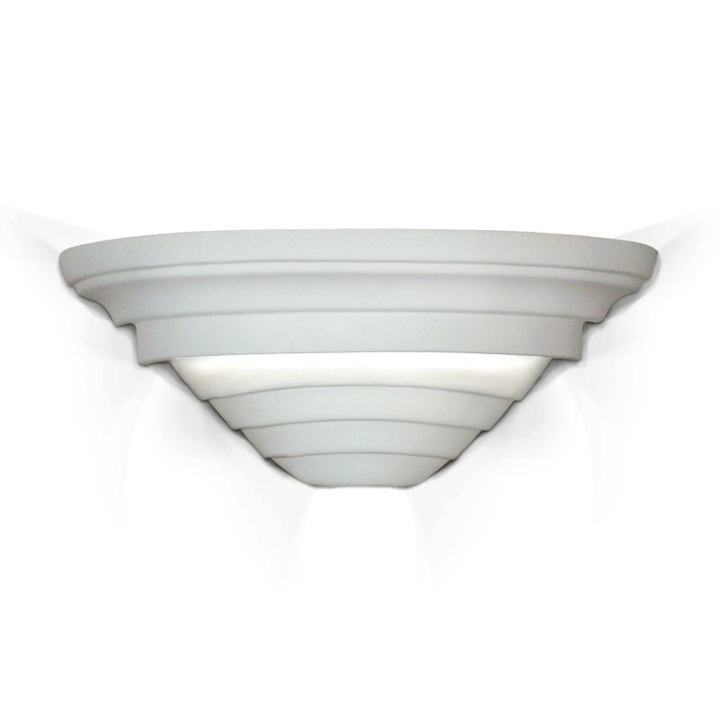 "A19 106 Two Light 16.5"" Wide Bathroom Fixture from the Islands of"