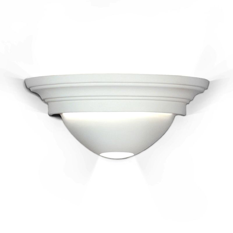 """A19 108 Two Light 19.75"""" Wide Bathroom Fixture from the Islands of"""
