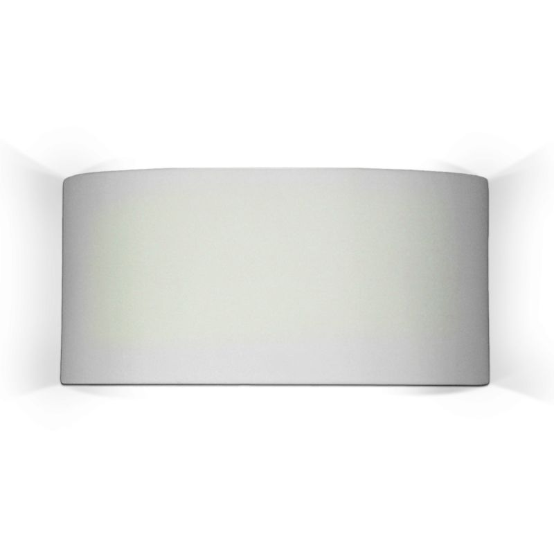 """A19 1702 Two Light 14"""" Wide Bathroom Fixture from the Islands of Light"""