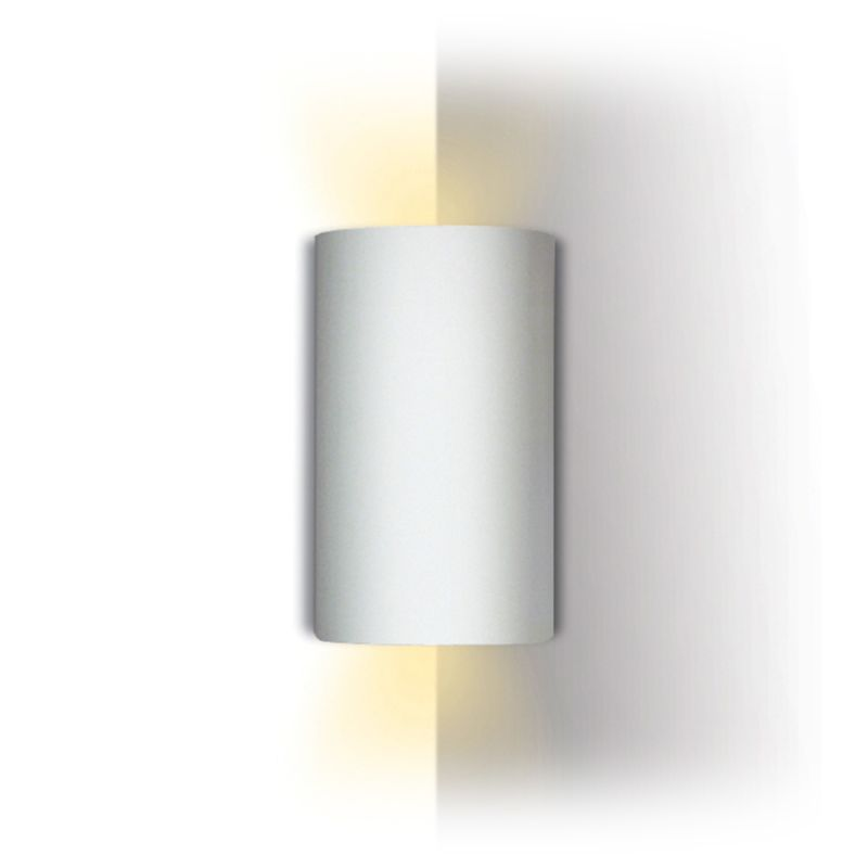 "A19 203CNR ""Tenos"" One Light Corner Sconce from the Islands of Light"