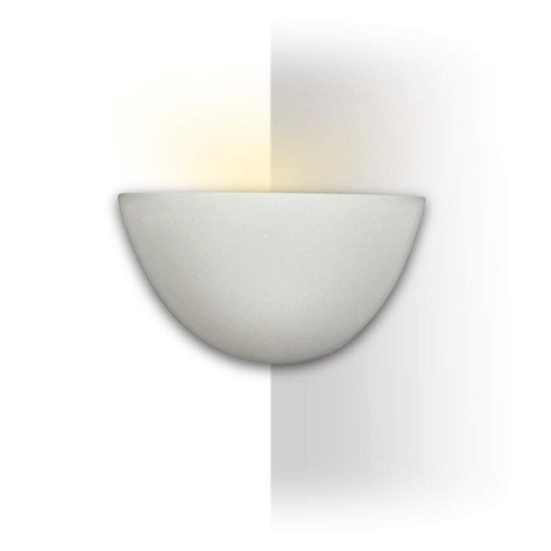"A19 302CNR ""Gran Thera"" One Light Corner Sconce from the Islands of"