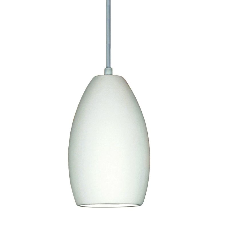 "A19 P1501 ""Antigua"" One Light Pendant from the Islands of Light"