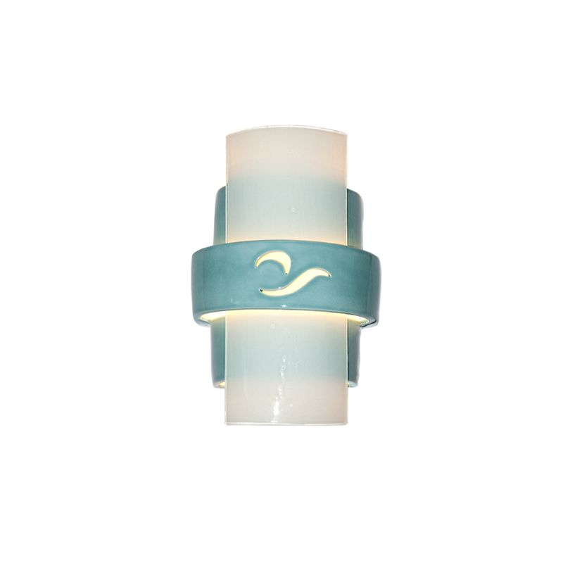 A19 RE121 South Beach 1 Light Wall Washer Sconce from the reFusion Sale $370.99 ITEM: bci1743691 ID#:RE121-TC-WF :