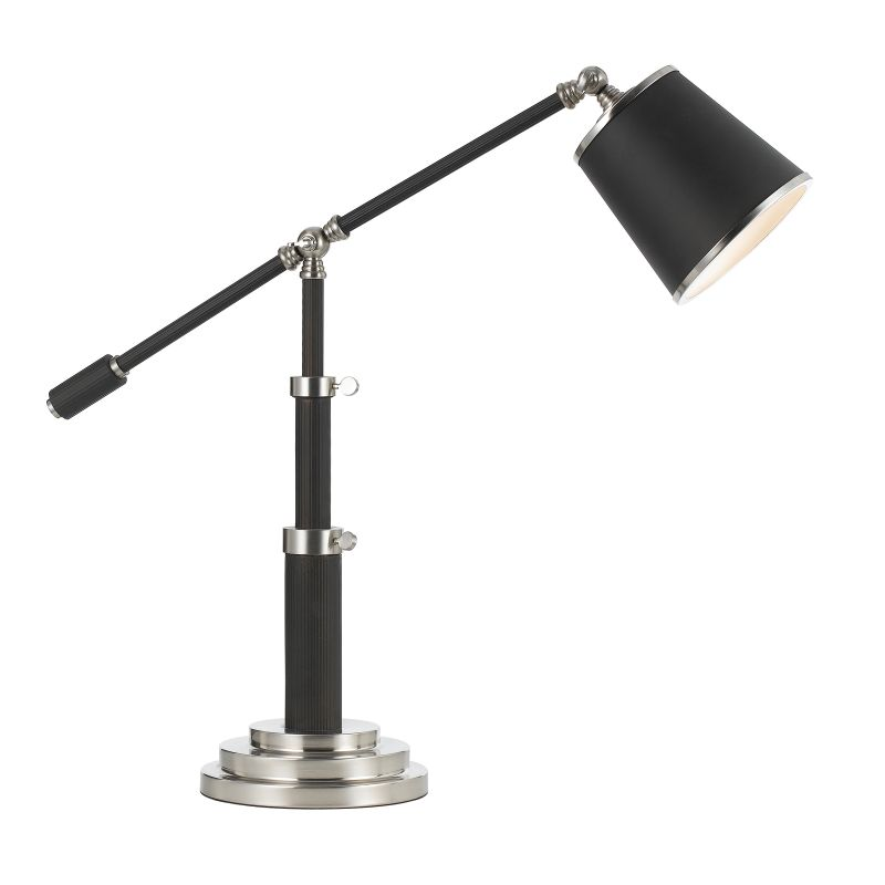 "AF Lighting 7911-TL Candice Olson ""Scope"" Pivoting Table Lamp with"