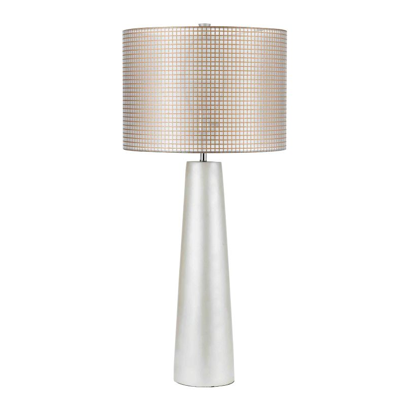 "AF Lighting 8113-TL Horizon Series ""Lola"" Table Lamp with Natural"