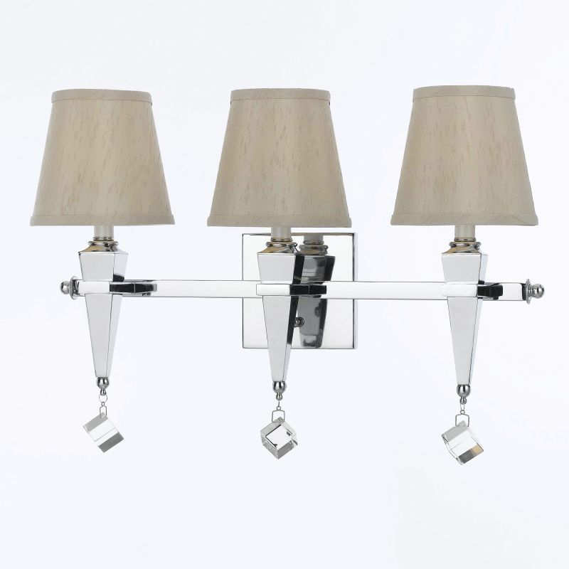 "AF Lighting 8202-3W Candice Olson ""Margo"" Three-Light Bathroom Fixture"
