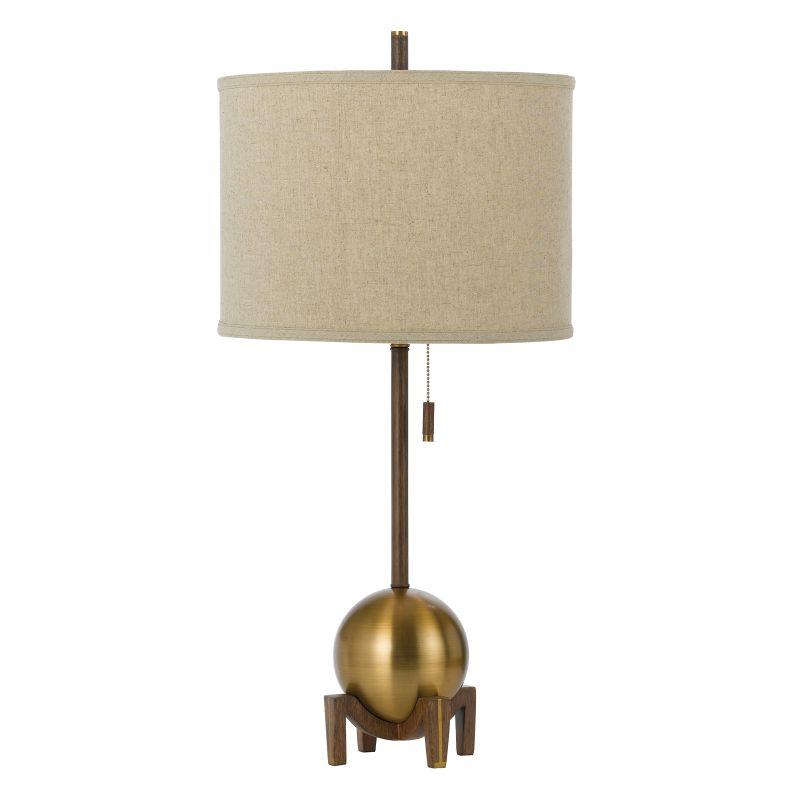 "AF Lighting 8251-TL Horizon Series ""Gravity"" Table Lamp with Dark"