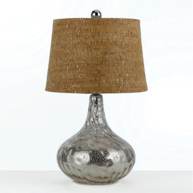 "AF Lighting 8264-TL Elements Series ""Clifton"" Table Lamp with Tan"