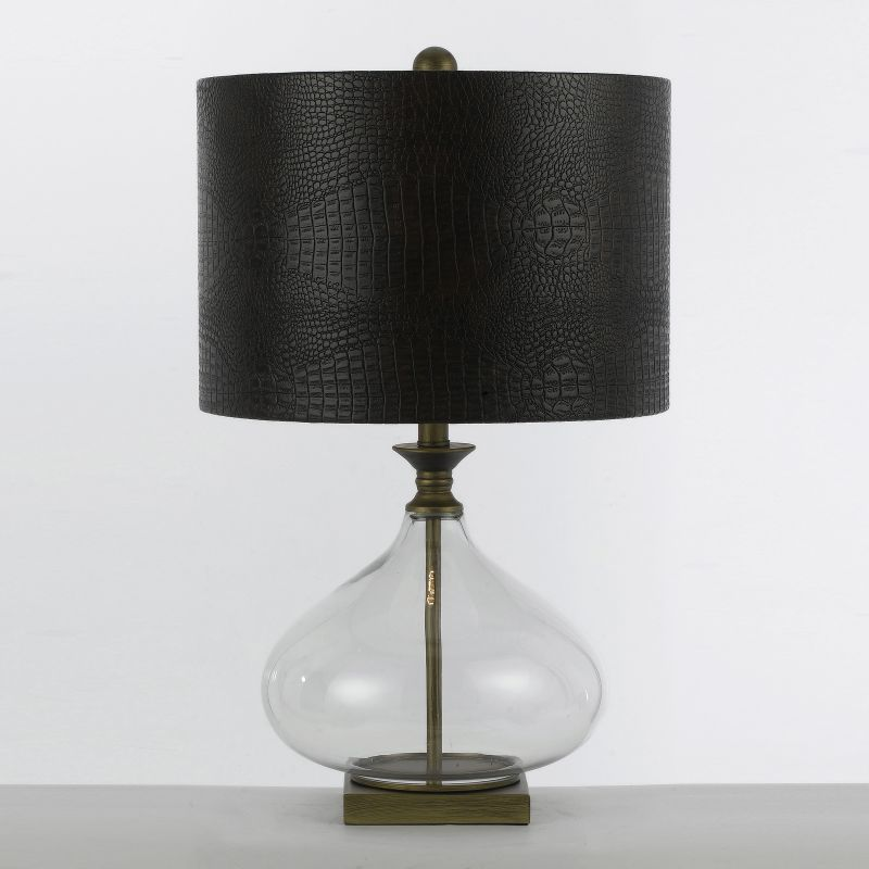 "AF Lighting 8473-TL Elements ""Sanjay"" Single-Light Table Lamp"
