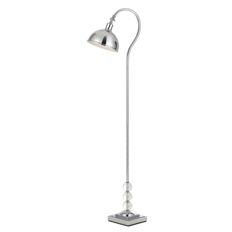"AF Lighting 8495-FL Candice Olson ""Hollace"" Floor Lamp with Polished"