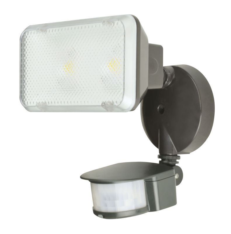 AFX TPDW2600L50MS LED Flood Light with Motion Sensor Oil Rubbed Bronze