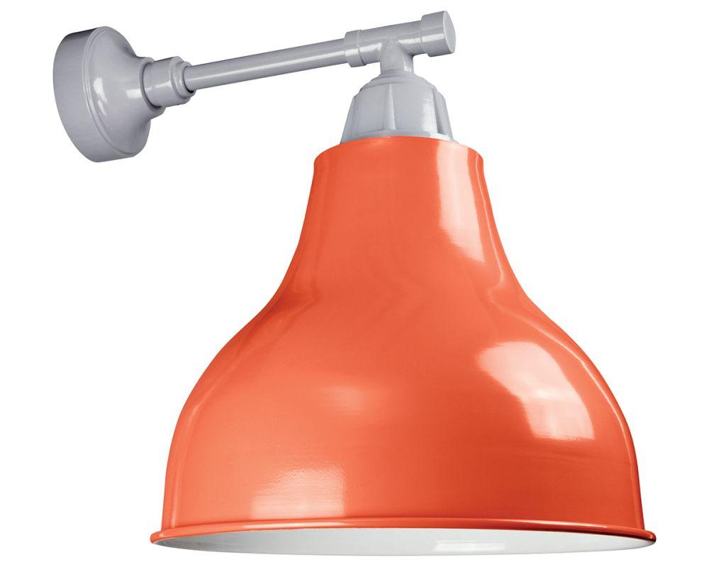 """ANP Lighting BEU18-11-E35UR16 Retropolitan Single Light 17"""" Tall"""