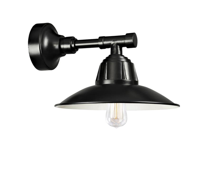 """ANP Lighting EU814-41-E35UR12-GUP120 Retropolitan Single Light 8"""" Tall"""