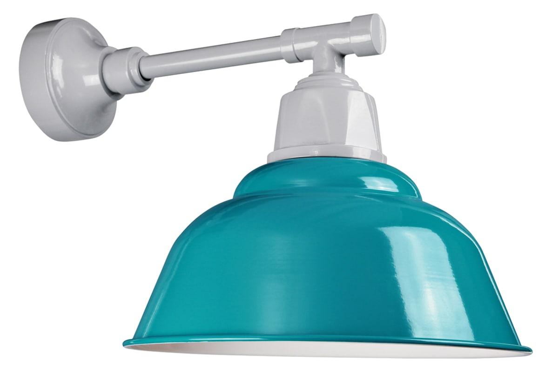 """ANP Lighting WDU516-47-E35UE16 Retropolitan Single Light 14"""" Tall"""