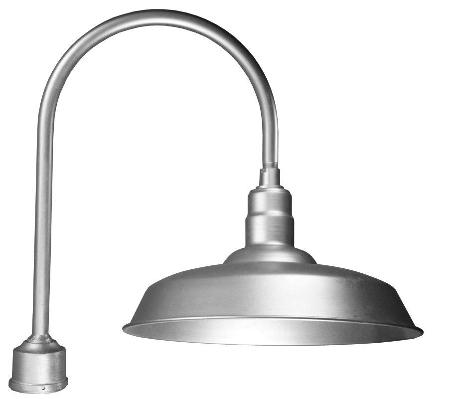 Anp Lighting W520 49 Pm10 49 Bd3s9 125 49 Galvanized Rlm