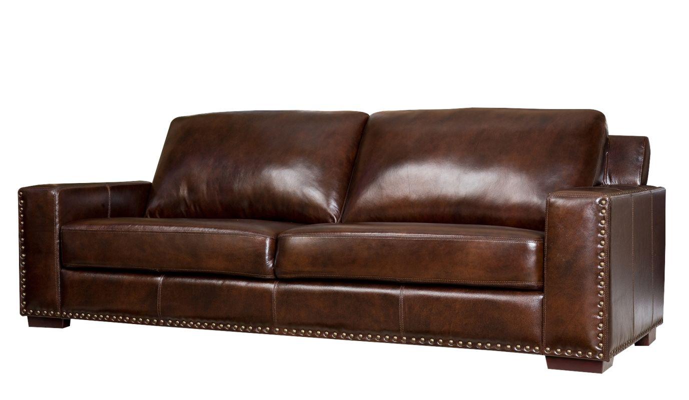 Brown Leather Sofas Usa