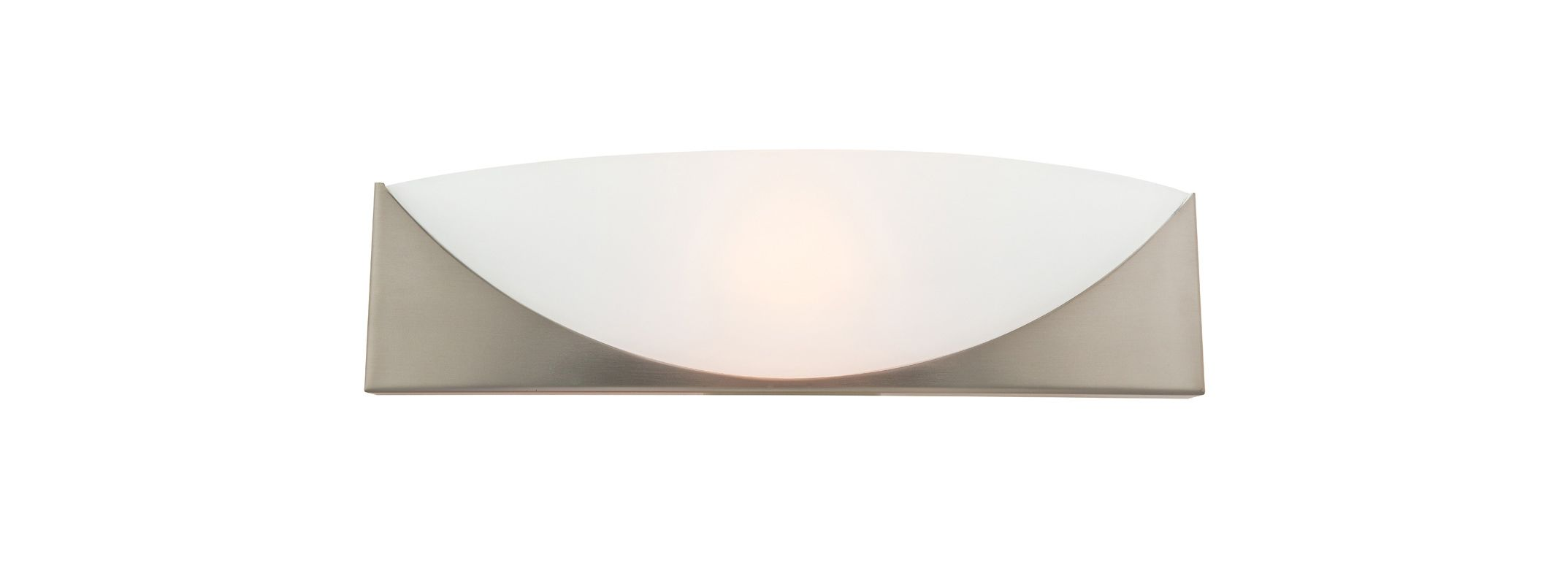 Access Lighting 20414-SAT/FST Satin Contemporary Thebes Wall Sconce