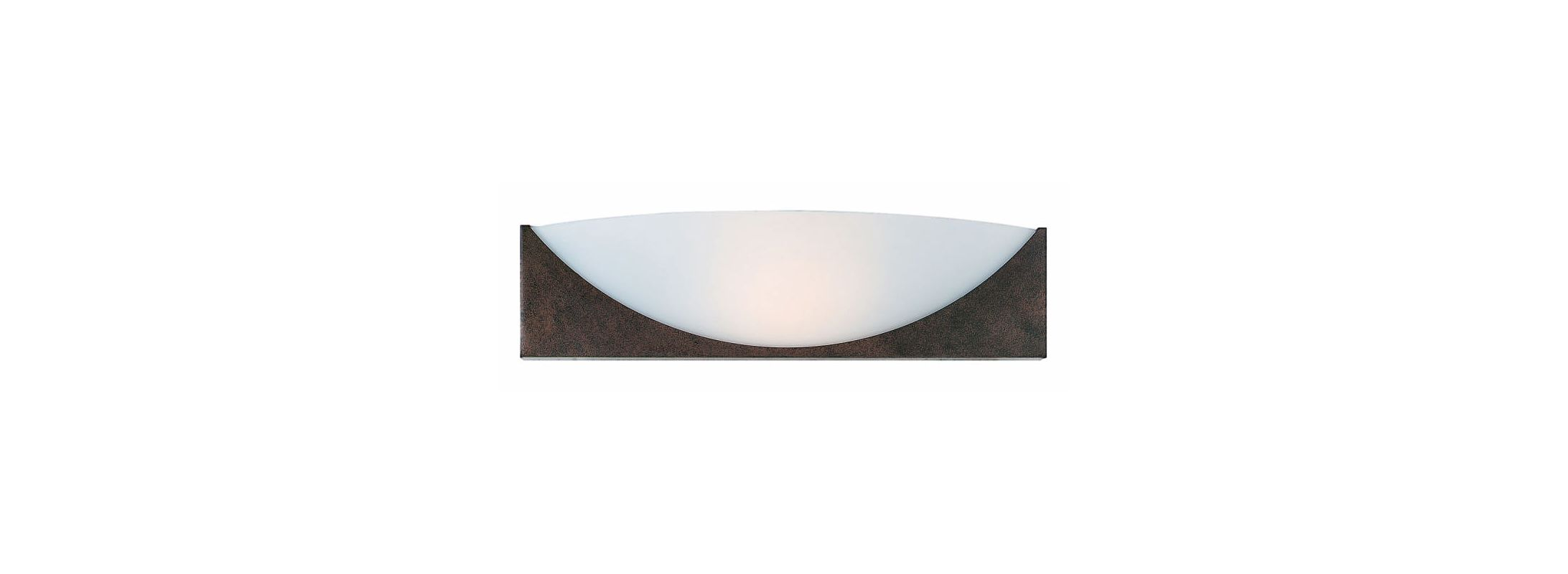 Access Lighting 20414-RU/FST Rust Contemporary Thebes Wall Sconce