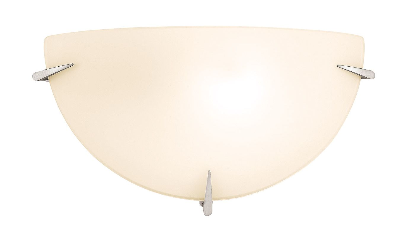 Access Lighting 20660-BS/OPL Steel Contemporary Zenon Wall Sconce