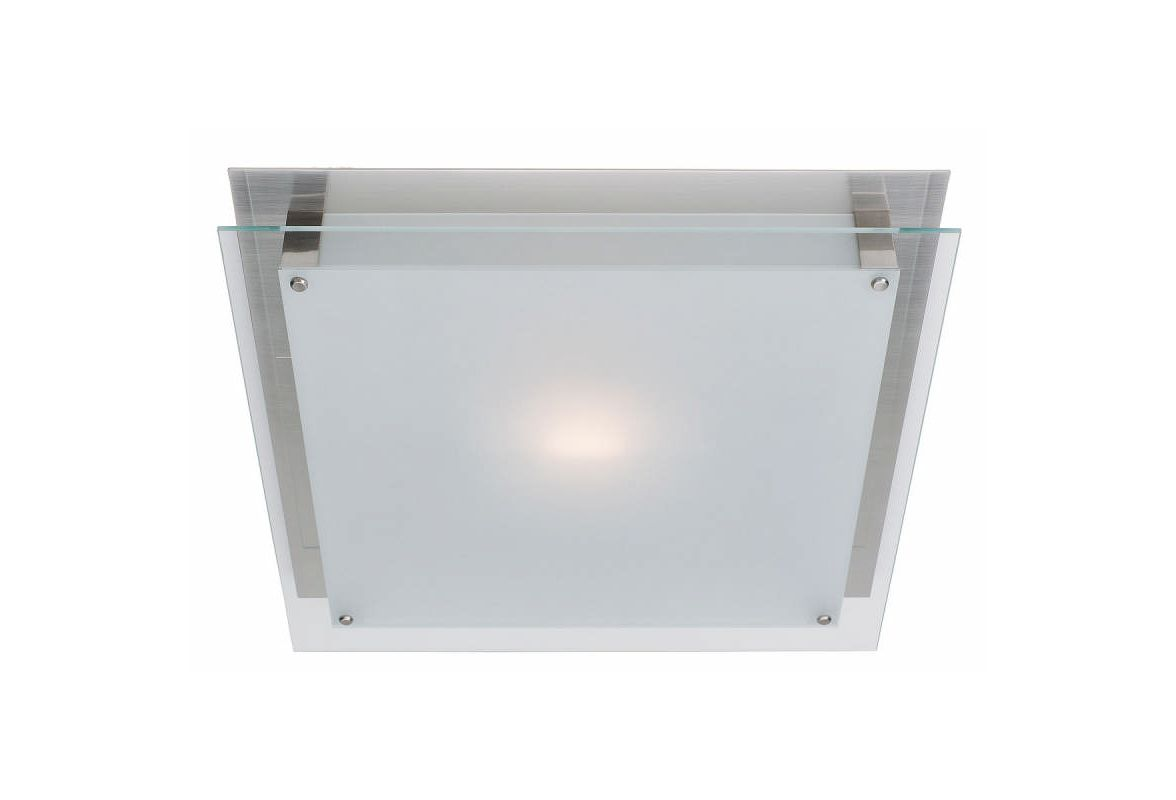 Access Lighting 50030 Vision 1 Light Flush Mount Ceiling Fixture