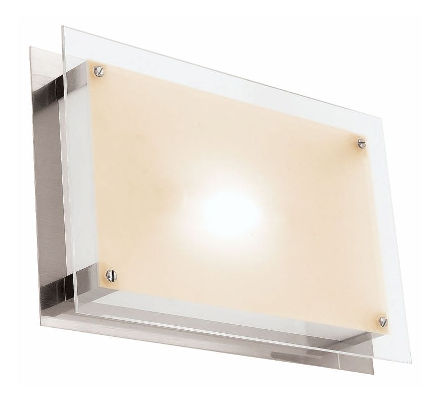 Access Lighting 50034 Vision 1 Light Flush Mount Ceiling Fixture