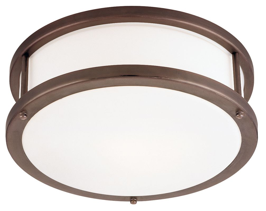 Access Lighting 50079-BS/OPL Steel Contemporary Conga Ceiling Light