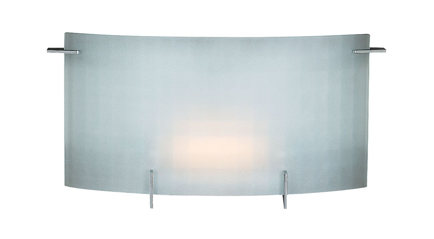 "Access Lighting 62051 Oxygen 1 Light 14"" Wide ADA Compliant Bathroom"