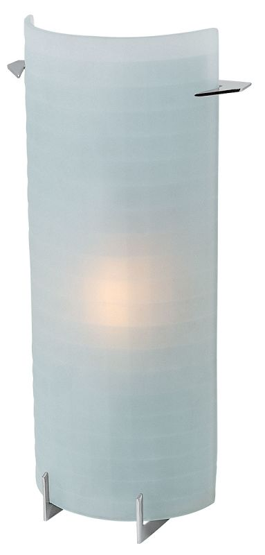 "Access Lighting 62060 Oxygen 1 Light 8"" Wide ADA Compliant Bathroom"