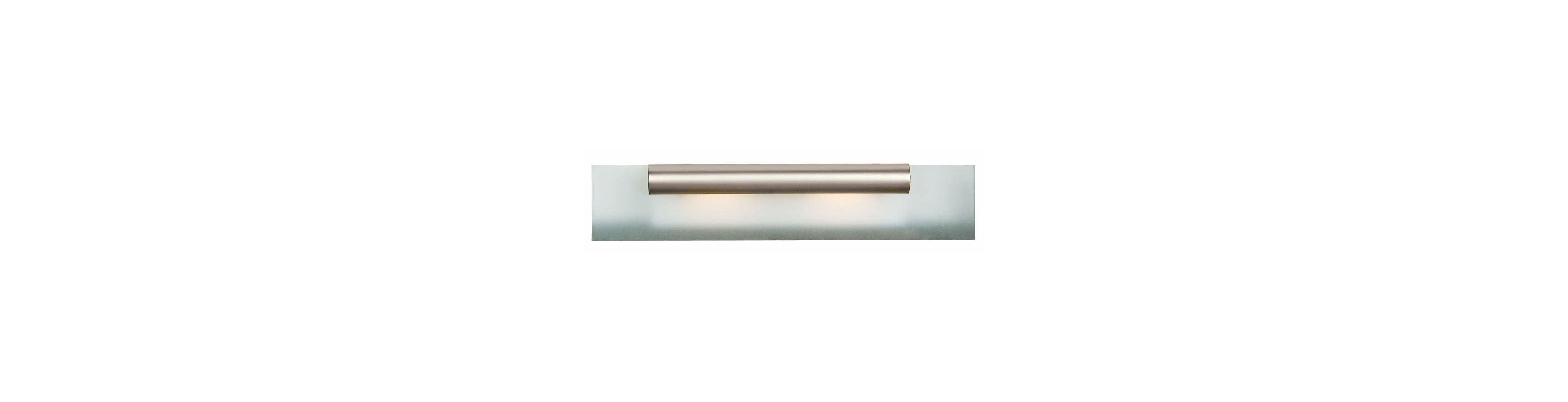 "Access Lighting 62062 Roto 2 Light 24"" Wide Vanity Strip with Frosted"