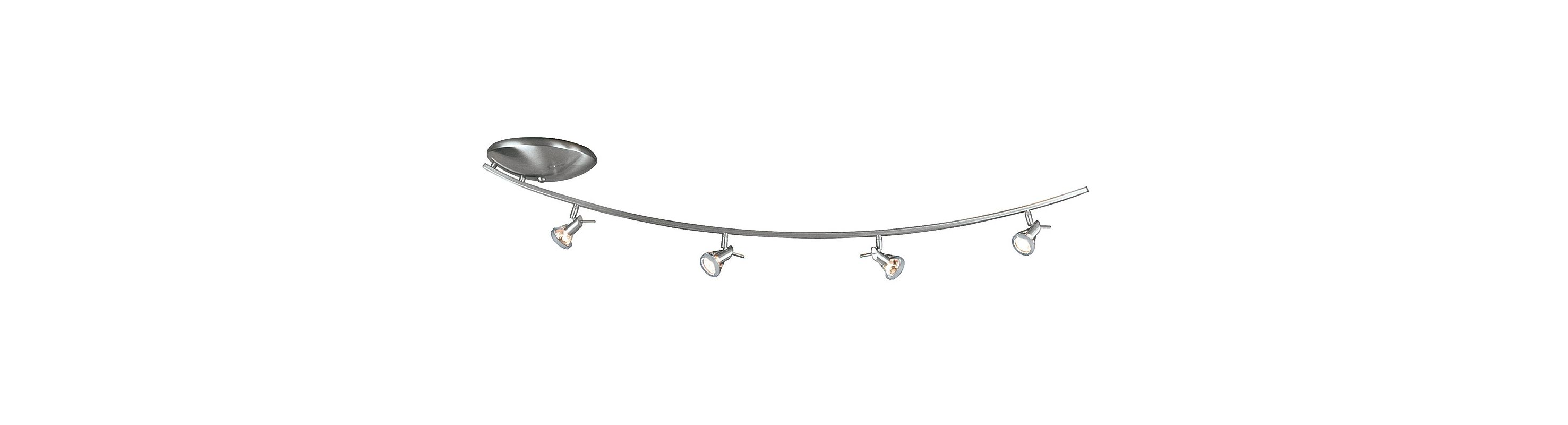 Access Lighting 63024ET Versahl 4 Light Pendant Matte Chrome Indoor