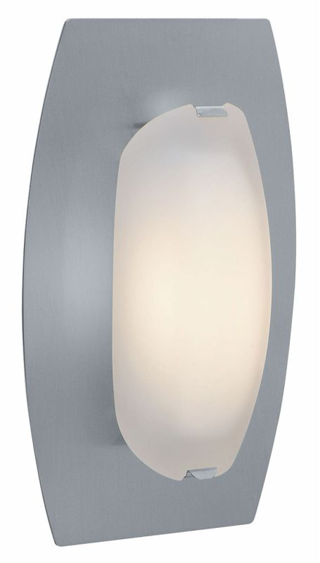 Access Lighting 63951 Nido 1 Light Wall Sconce with Glass Shade Matte
