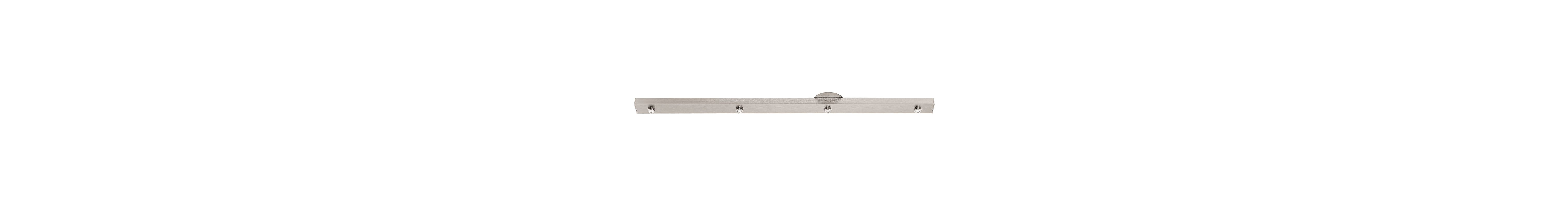 "Access Lighting 87104 UniJack 4 Light 38"" Wide Track Lighting Canopy"