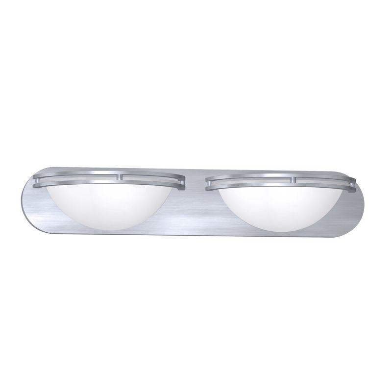 """Access Lighting 20452GU Aztec 2 Light 24"""" Wide Vanity Strip with"""