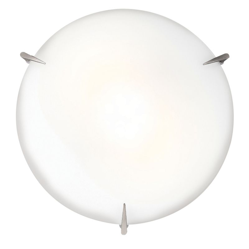 Access Lighting 20661-LED Zenon 1 Light LED Flush Mount Ceiling