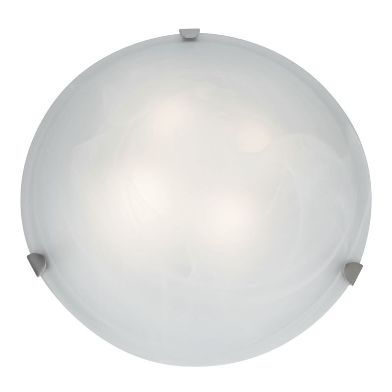 Access Lighting 23021GU-BS/ALB Steel Contemporary Mona Ceiling Light Sale $72.00 ITEM: bci2255213 ID#:23021GU-BS/ALB UPC: 641594161472 :