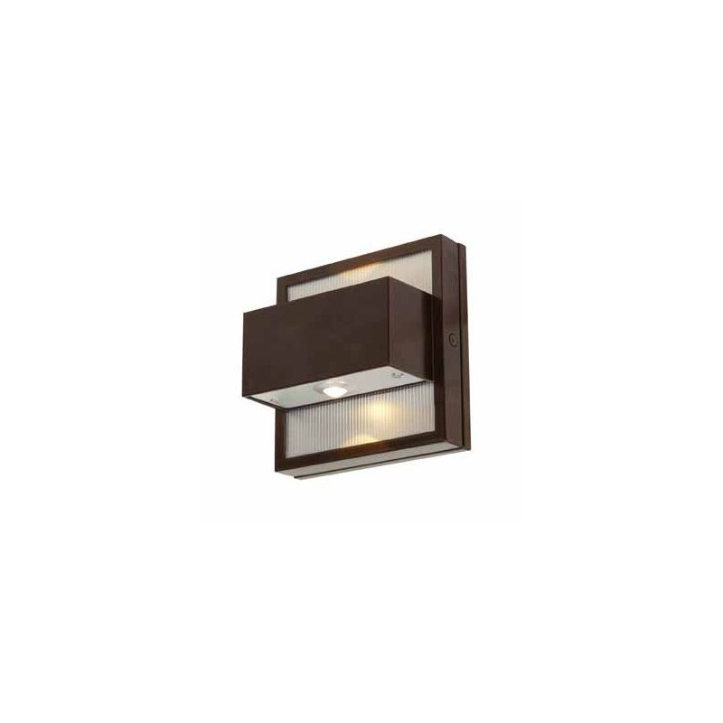 Access Lighting 23064MGLED ZyZx 2 Light Outdoor Wall Sconce Bronze
