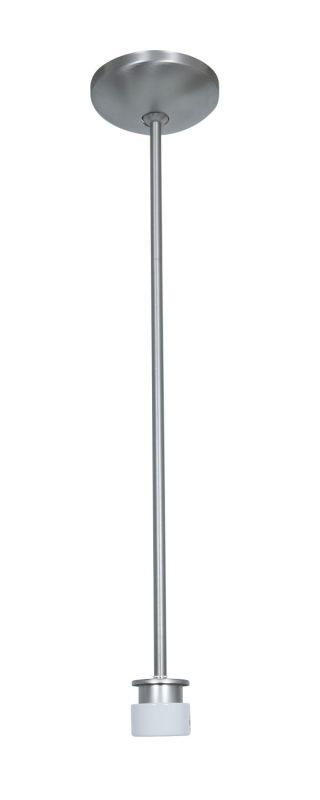 Access Lighting 23087FC Janine 1 Light Mini Pendant Brushed Steel