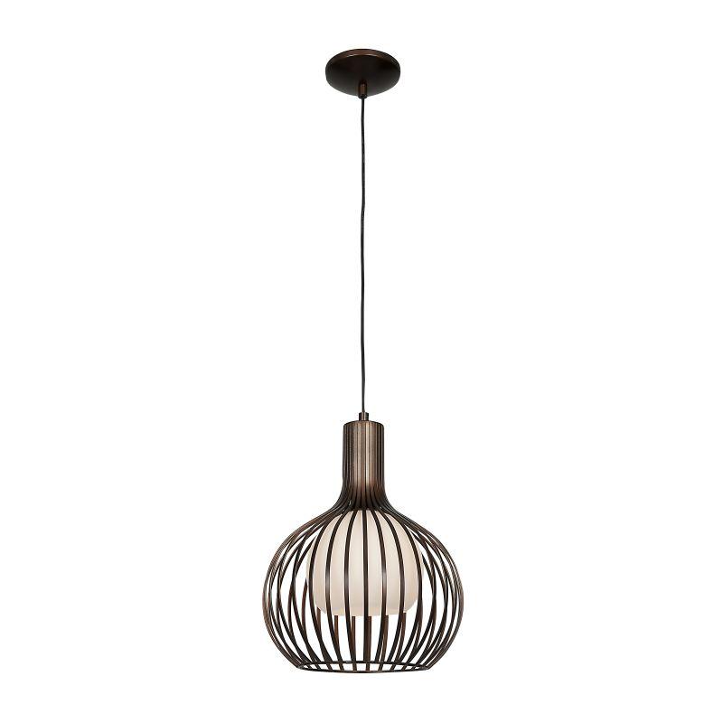 Access Lighting 23436 Chuki1 Light Cage Pendant Bronze Indoor Sale $115.20 ITEM: bci2558804 ID#:23436-BRZ UPC: 641594188561 :