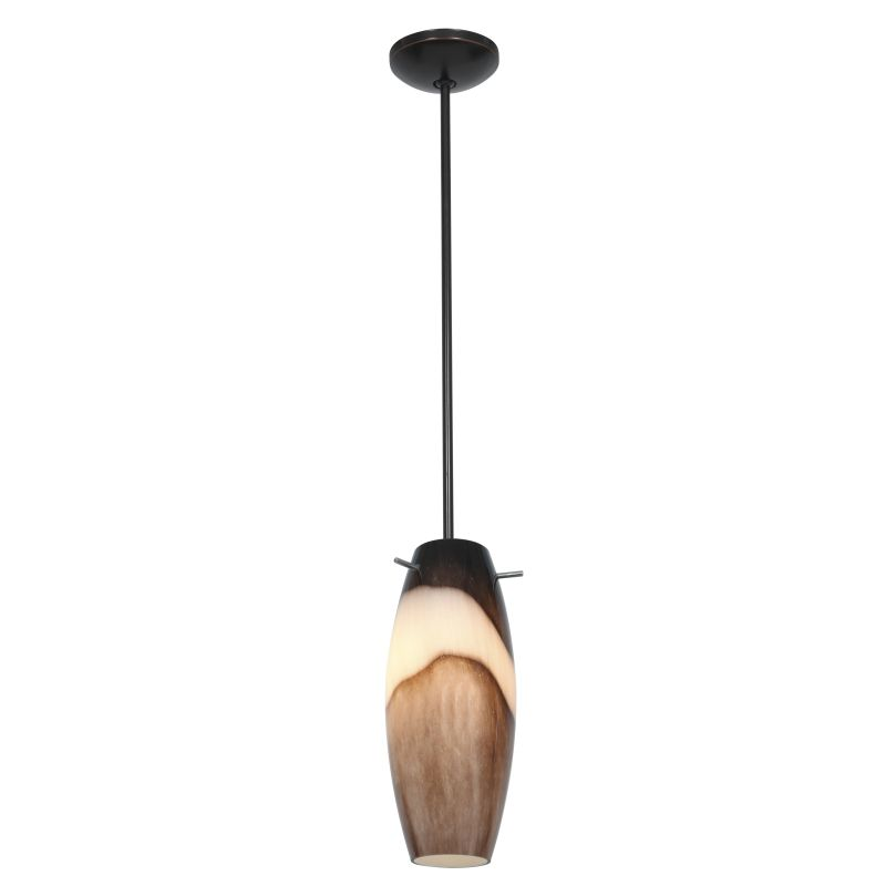 Access Lighting 28024-2R Cabernet Glass 1 Light Mini Energy Star Sale $116.80 ITEM: bci2255522 ID#:28024-2R-ORB/BRS UPC: 641594178678 :