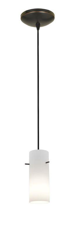 Access Lighting 28030-2C-ORB/OPL Bronze Contemporary Tali Pendant